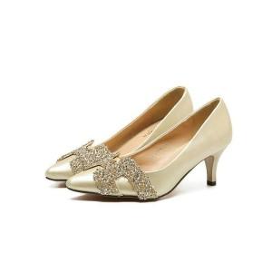 Hermes  Series 11MH266 Heels Wanita sepatu Hak