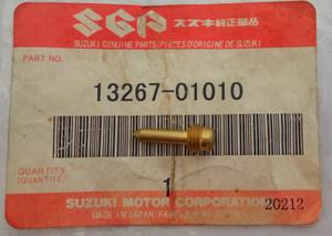 SCREW,THROTTLE STOP SGP 13267-01010-000