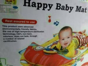 ALAS BERMAIN BAYI/HAPPY BABY MAT TOY GADGETS , MELODIES MUSIC/EDUKASI