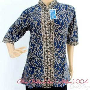 Blus Batik Lilin ( Abitex ) 004