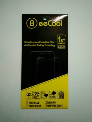 Anti gores BeCool Clear HD Advan S4 Plus