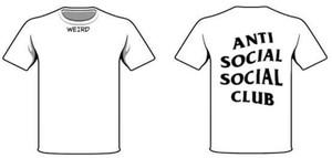 Baju / Kaos Gildan Desain Anti Social - Social Club