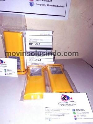 Battery BP 234 Icom IC-GM1600