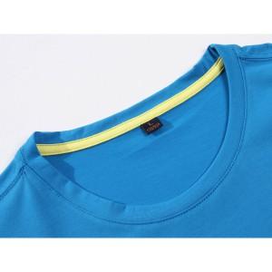 Promo Murah Kaos Polos Katun Wanita O Neck - 81401B / T-Shirt - M -