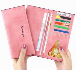 Promo Murah Ms. Wallet Leather Women Long Wallet / Dompet - Cream