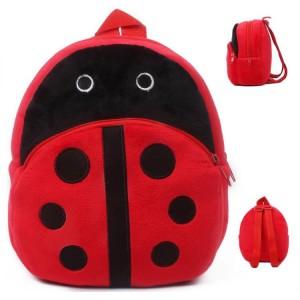 Promo Murah Tas Sekolah Anak Karakter Kartun Kumbang - Merah