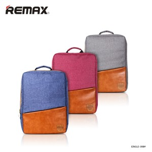 Promo Murah Remax Fashion Notebook Bags - Double 398 - Merah