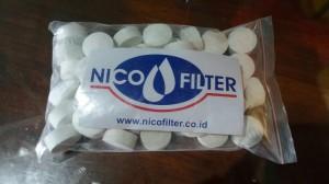 Kaporit Tablet / Saringan Air Tanah & Pam
