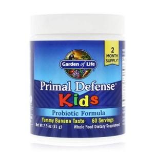 Garden of Life Probiotic Primal Defense Kids Probiotic Formula Kids
