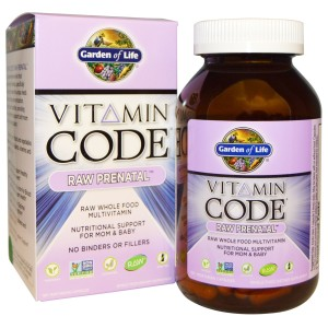 Garden Of Life Vitamin Code Raw Prenatal | Multivitamin Ibu Hamil