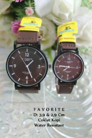 jam tangan couple favorite