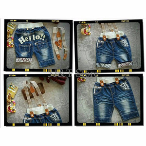celana jeans hello baju anak import