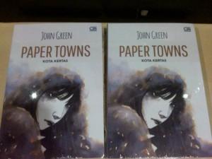 Paper Town- John Green