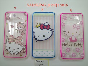 SOFTCASE SOFTSHELL LIST HELLOKITTY FOR SAMSUNG J120