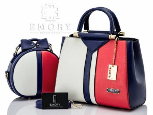 E M O R Y Dionnelle.Faux Clemence leather.ORIGINAL Brand.