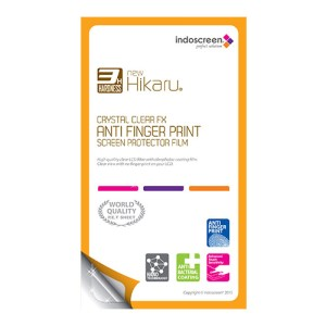 New Hikaru Anti Finger Print - Sony Xperia Z5 Compact
