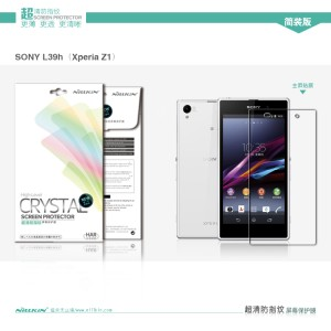 Nillkin Screen Protector (Simple Pack) - Sony Xperia Z1 (L39H) Clear