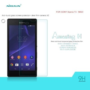 Nillkin Tempered Glass (Amazing H) - Sony Xperia T3 (M50)