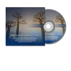 CD Musik Terapi Otak Bipolar Disorder Cure