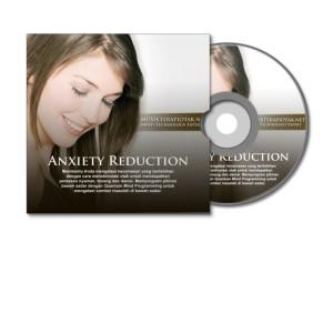 CD Musik Terapi Otak Anxiety Reduction