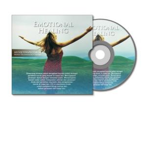 CD Musik Terapi Otak Emotional Healing