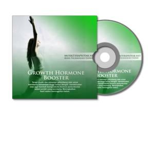 CD Musik Terapi Otak Growth Hormon Booster