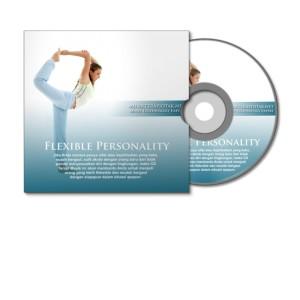 CD Musik Terapi Otak Flexible Personality
