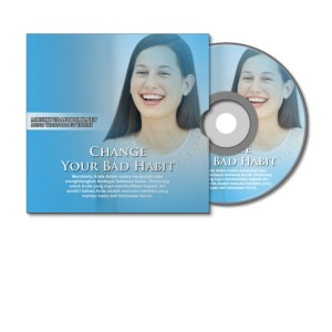 CD Musik Terapi Otak Change Your Bad Habit
