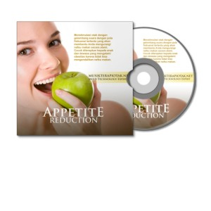 CD Musik Terapi Otak Appetite Reduction