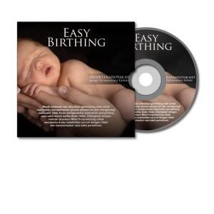 CD Musik Terapi Otak Easy Birthing