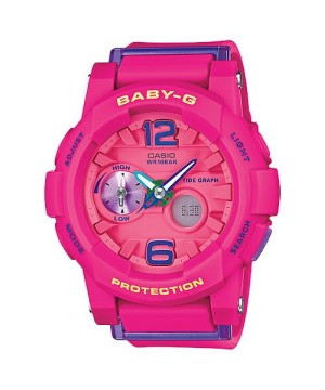 Casio Jam Tangan Wanita Baby-G Original BGA 180 4B3DR