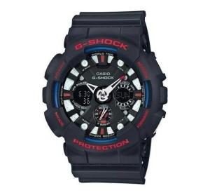 Casio Jam Tangan G-Shock GA 120 TR 1ADR