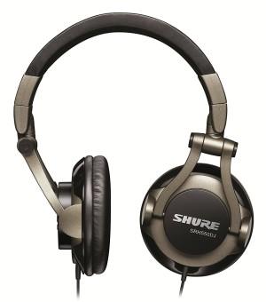 SHURE SRH550DJ DJ Professional Quality DJ Headphone