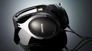 SHURE SRH1540A Premium Closed-Back Headphone