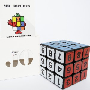 3x3 Rubik Jocubes Sudoku Speed Cube