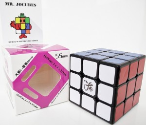 Rubik Dayan Zhanchi 55mm speed cube