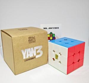 Rubik Moyu YanCheng 3x3 Yan3 Stickerless