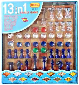 13 IN 1 FAMILY GAME