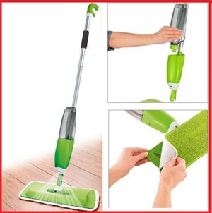 Spray Mop Health / alat pel lantai semprot spray