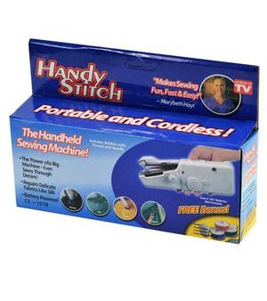 handy stitch / mesin jahit portable