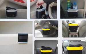 Car Trash Bin / Tong Sampah di Mobil