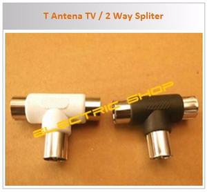 T Antena TV / 2 Way Spliter