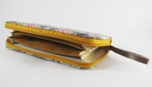 Grosir Dompet Handbag Tas Wanita Motif Bunga [ Dengan 1 Zipper ]