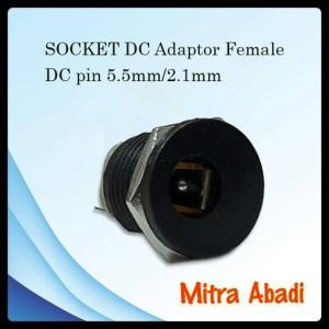 Socket DC Adaptor Cewek/Female