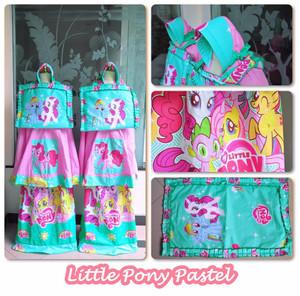 Mukena Littel Ponny Pastel XL