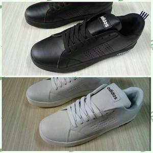 Adidas Neo Advantec Man   Sepatu Sneakers Cowok