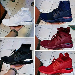 Adidas Tubular Man   sepatu pria / cowok