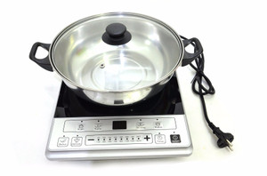 Midea IC-1613 Kompor Induksi /Induction Cooker Bonus Panci & Pengoreng