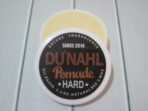 POMADE DU'NAHL / DUNAHL MINI HARD 1.4OZ OILBASED