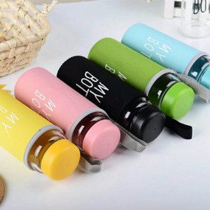 Promo MY BOTTLE BENING with colored pouch Murah Berkualitas